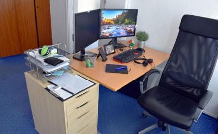 Egy munkaállomásunk